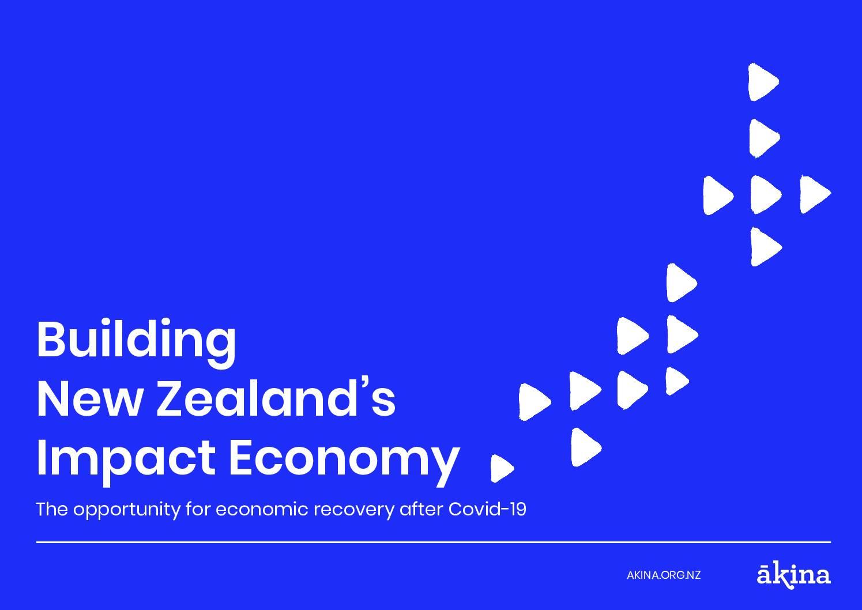 Building New Zealand's Impact Economy