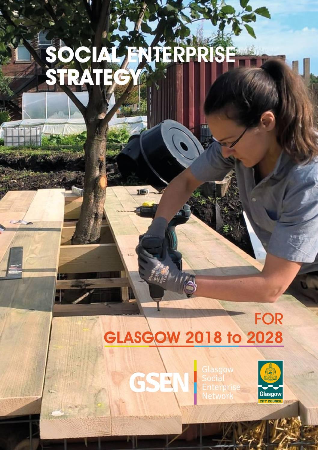 Glasgow City Social Enterprise Strategy