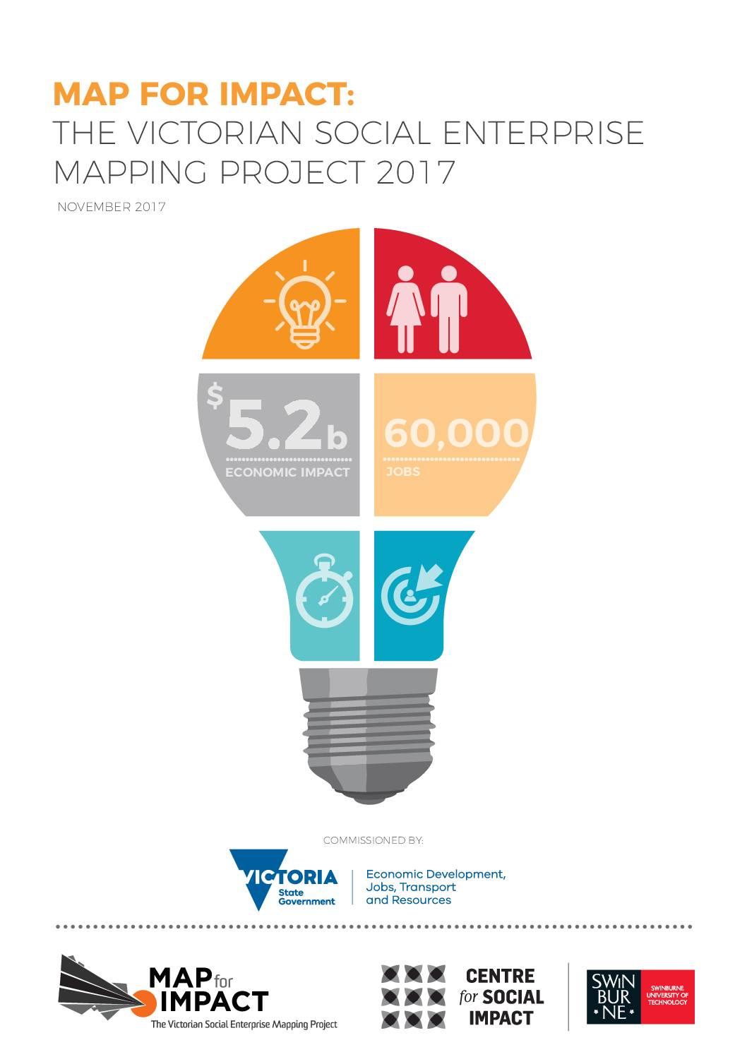 Social Enterprise Mapping Project – Victoria, Australia