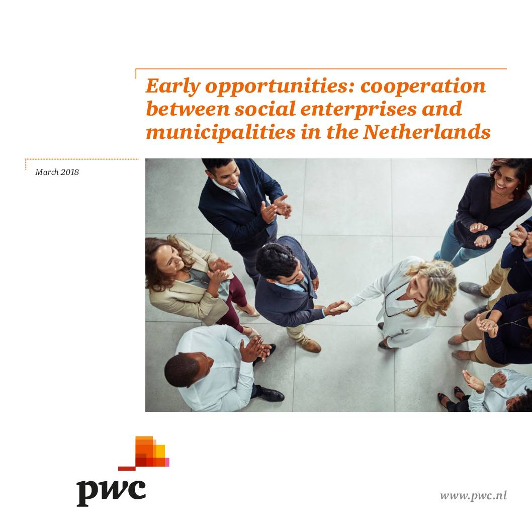 Early Opportunities: Cooperation Between Social Enterprises and Municipalities in the Netherlands
