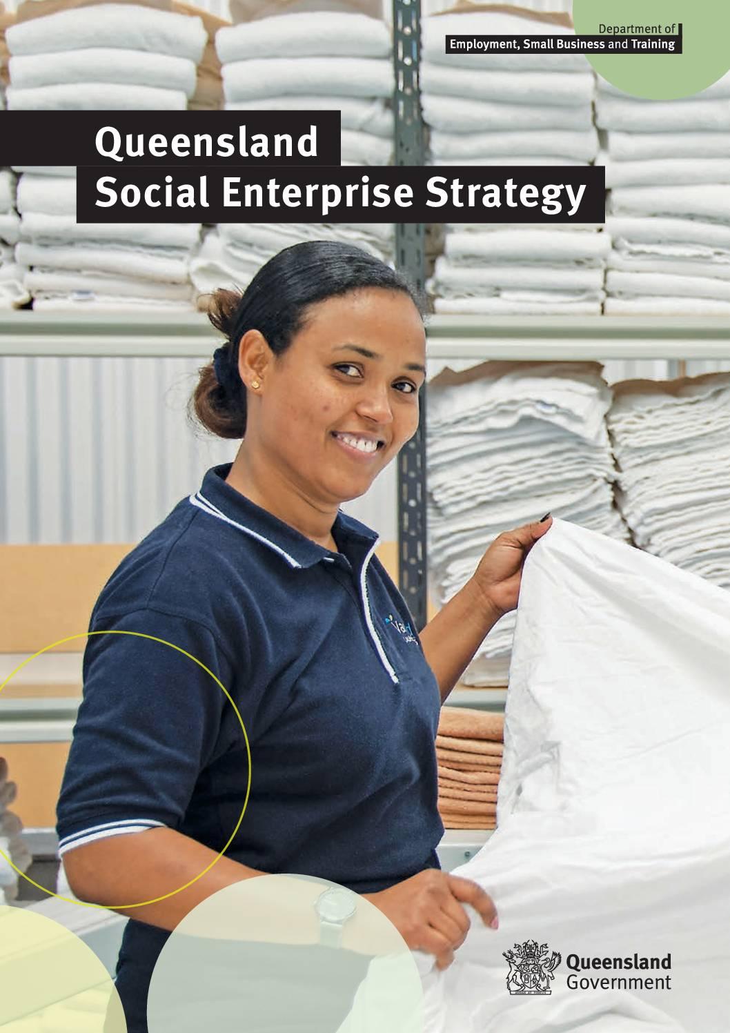 Queensland Social Enterprise Strategy
