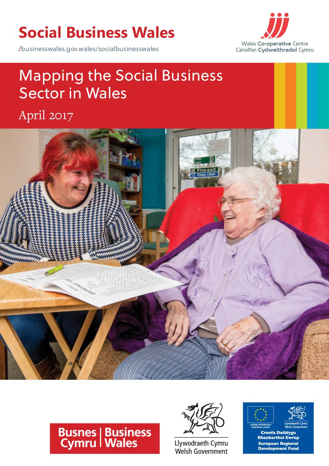 Mapping the Social Business Sector in Wales