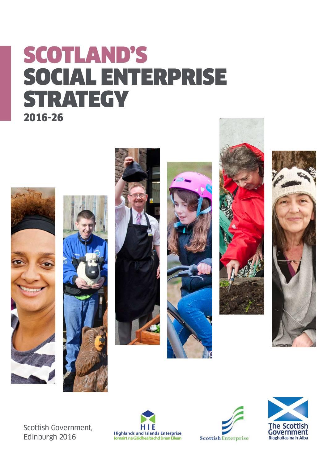 Scotland's Ten Year Social Enterprise Strategy