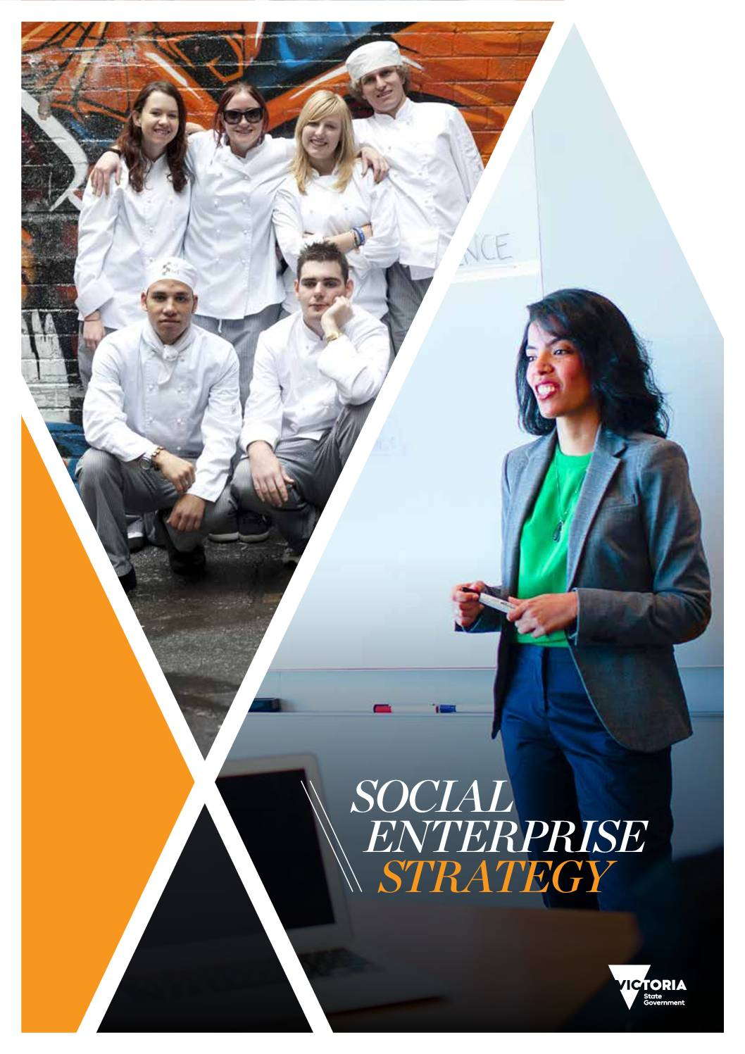 Victoria State Government Social Enterprise Strategy
