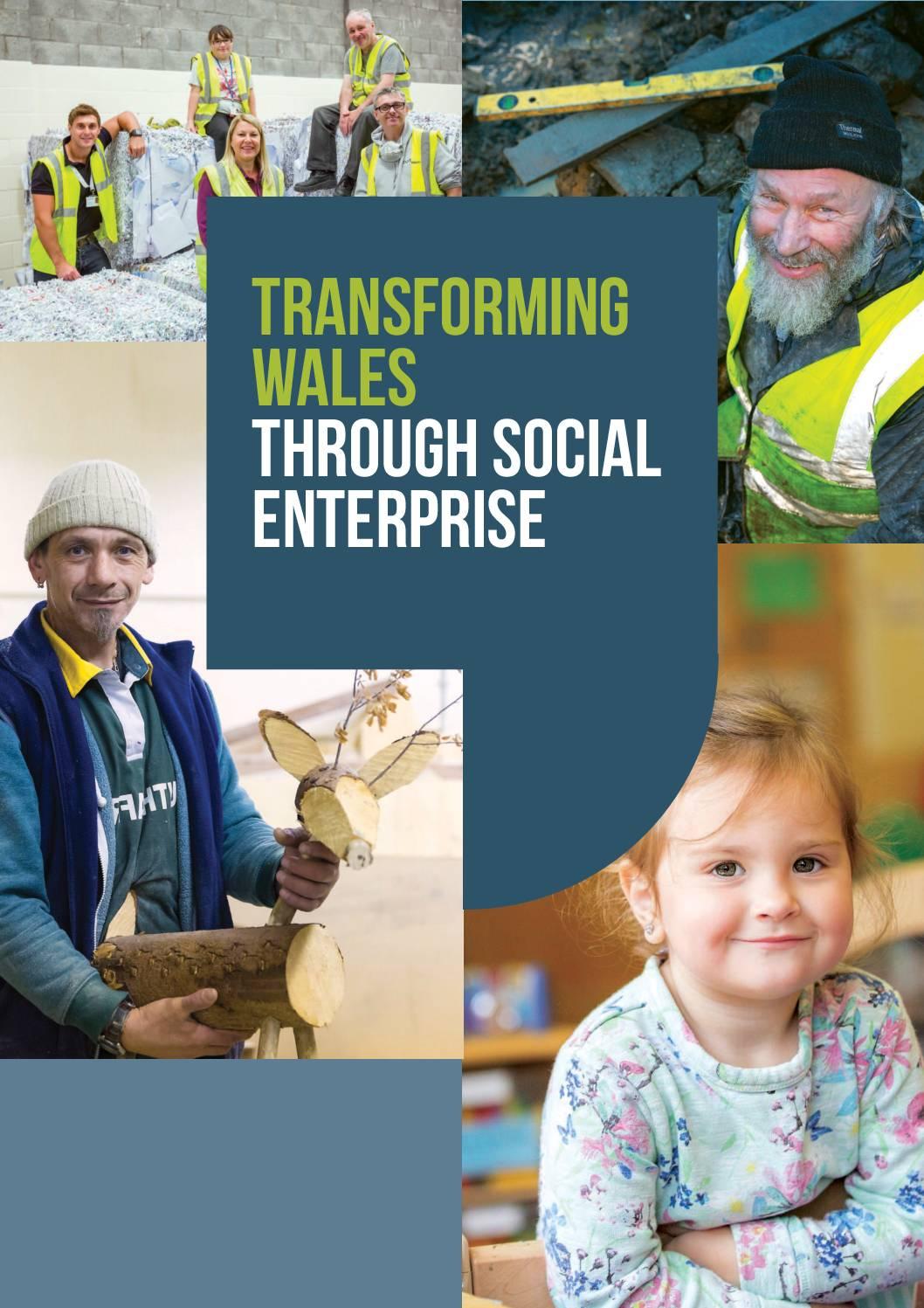 Transforming Wales through Social Enterprise: 10-Year Vision and Action Plan