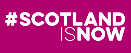 Scotland Is Now logo
