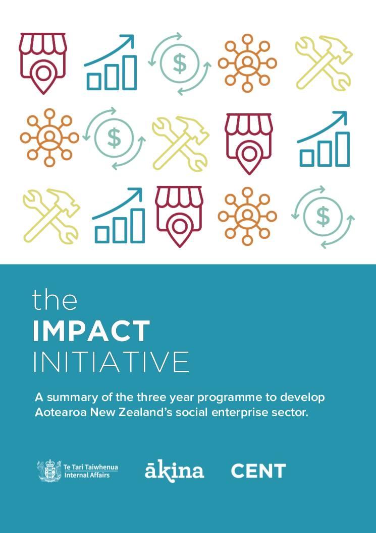 The Impact Initiative Summary Book