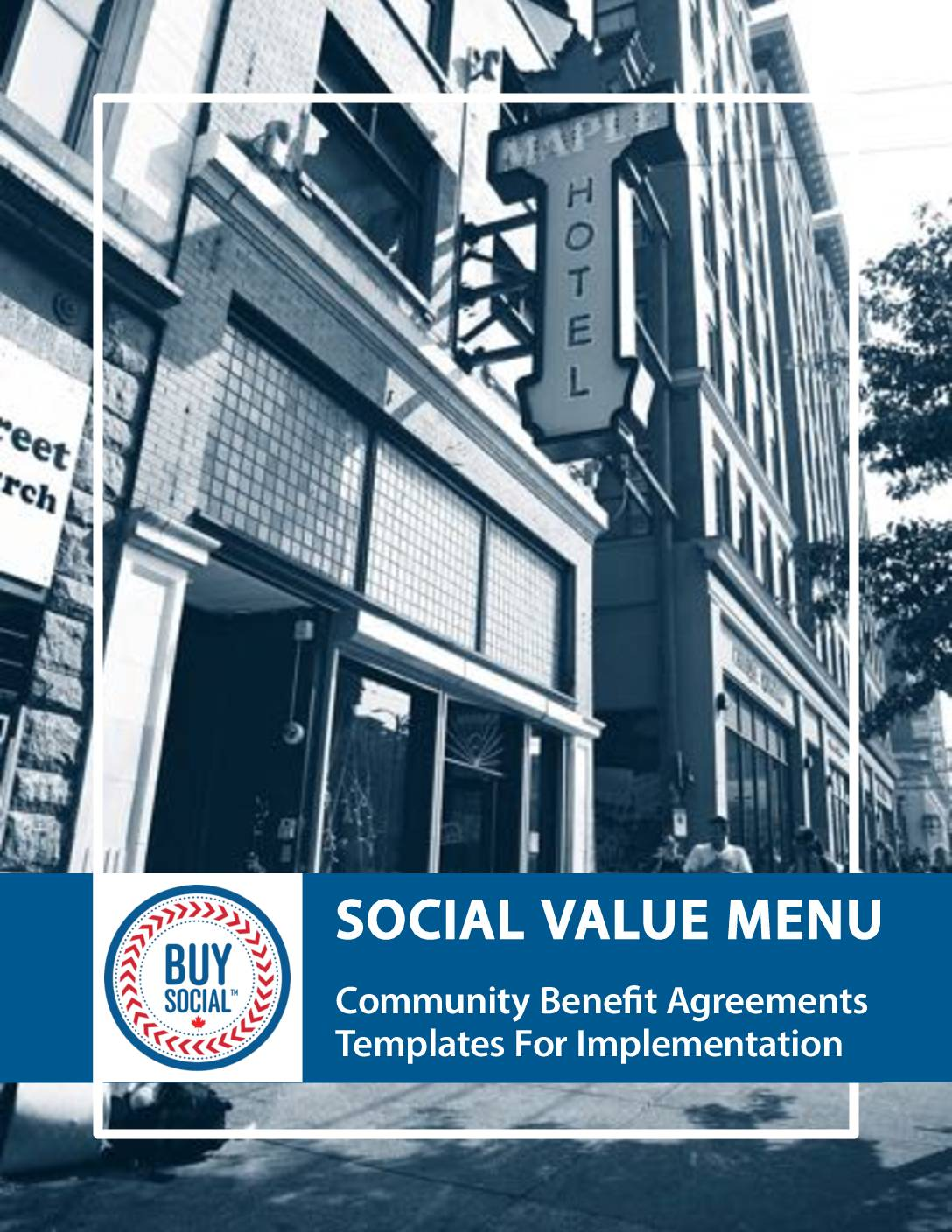 Community Benefit Agreements: Templates for implementation
