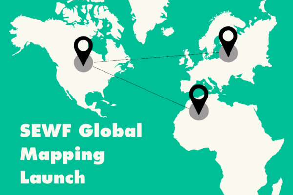 SEWF's Global Mapping to launch in August 2021